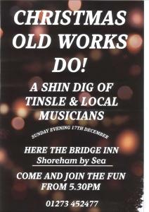 Old Works Do – Christmas Folk in Shoreham