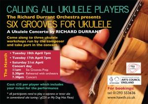 Calling all Ukulele Players