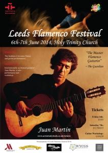 Leeds Flamenco Festival 2014