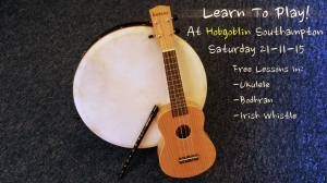 Hobgoblin Southampton's Learn To Play Event