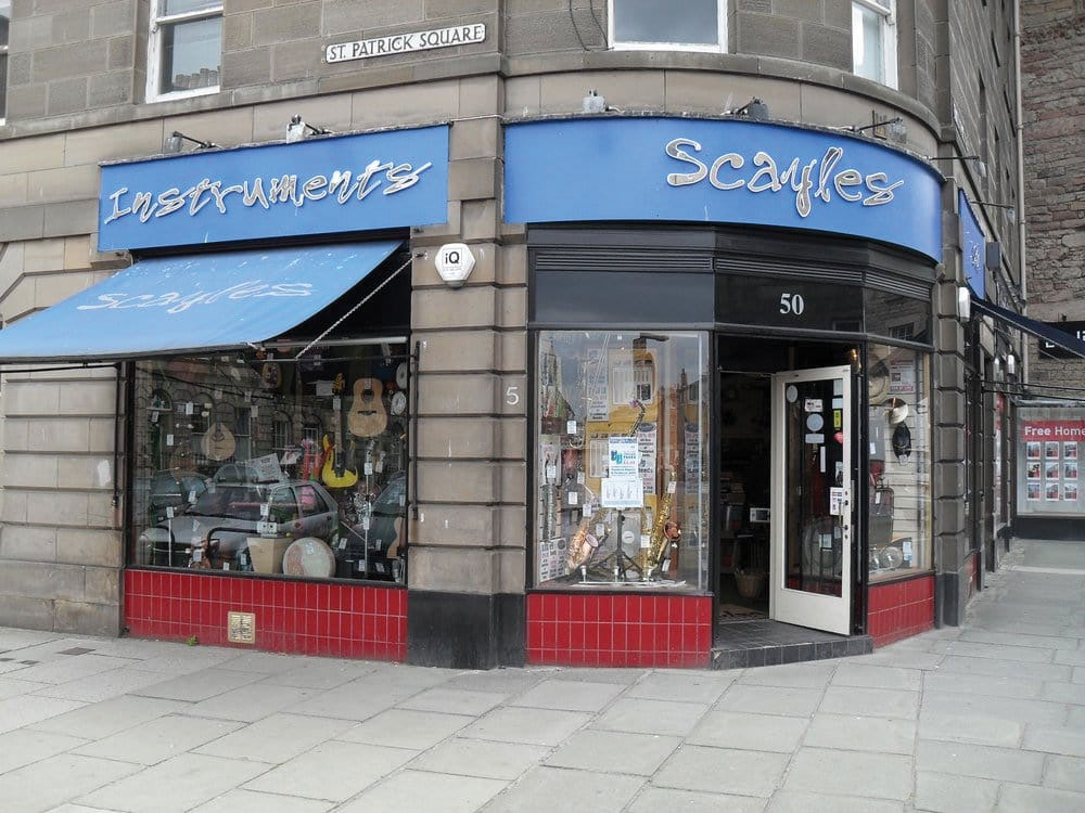 Scayles Music – Edinburgh