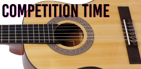 Win a Delgada Classical Guitar