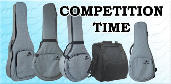 Win a Viking Premium Gig Bag in our Competition