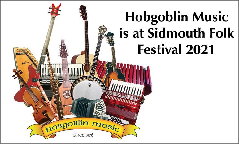 Hobgoblin Music at Sidmouth 2021