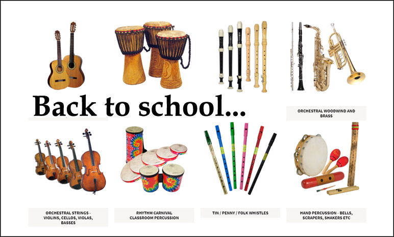 Back to School with Hobgoblin Music