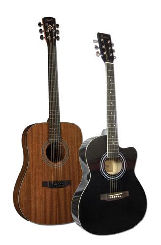 Acoustic Guitars at Hobgoblin Music