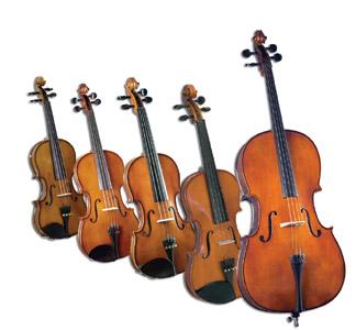 Orchestral Strings - Violins, Cellos, Violas, Basses