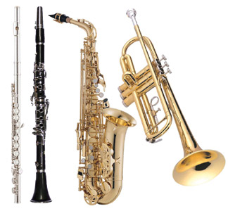 Orchestral Woodwind and Brass