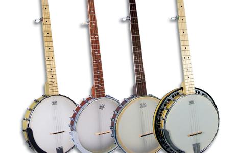 5 String Banjos