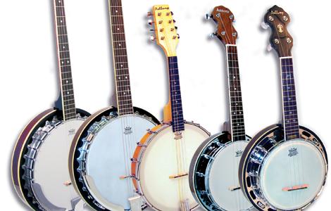 Other Types of Banjo | Hobgoblin Music Banjo Shop
