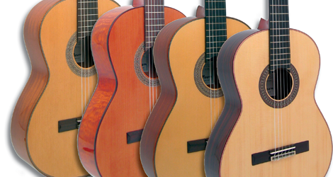 Classical Guitars | Hobgoblin Music Classical Guitar Shop