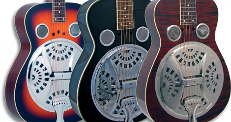 Resonator & Slide Guitars