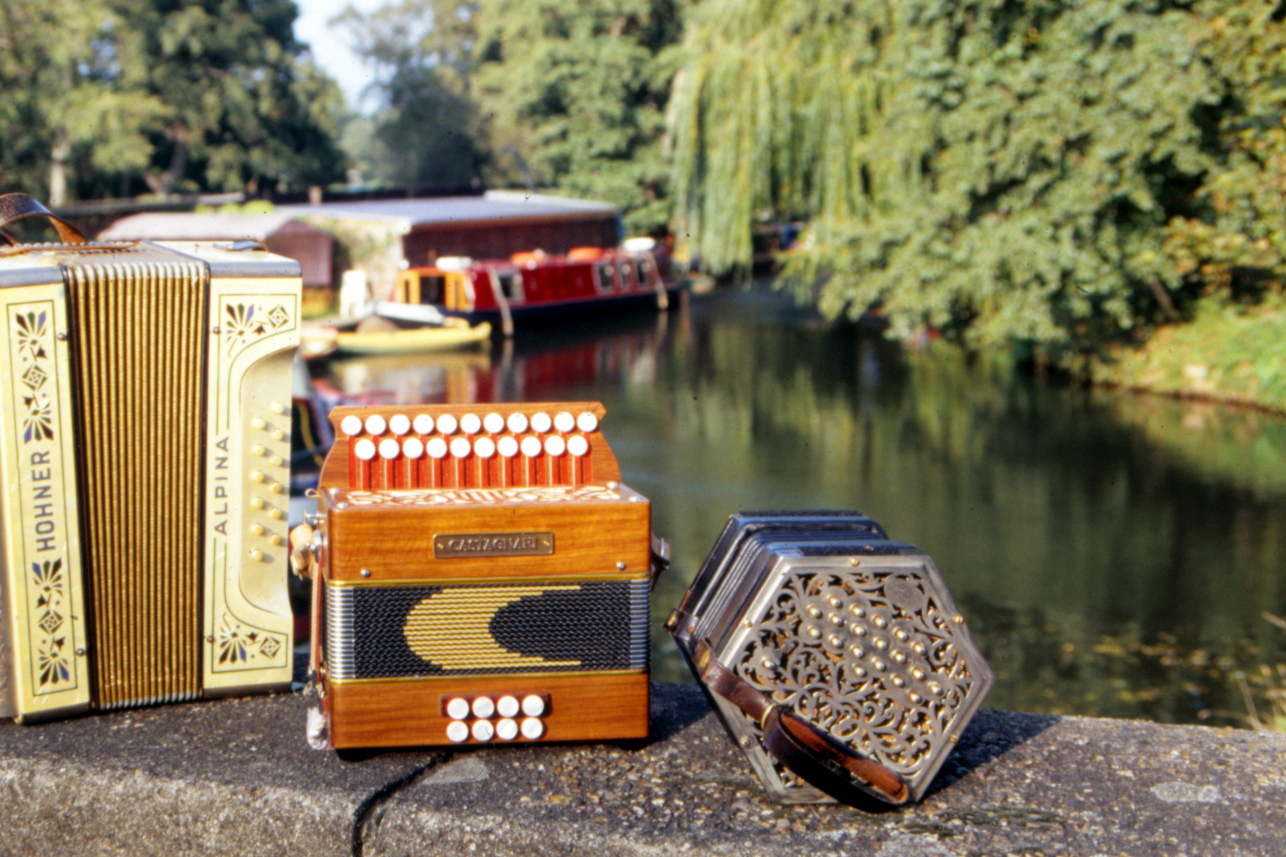 Squeezeboxes and Harmonicas