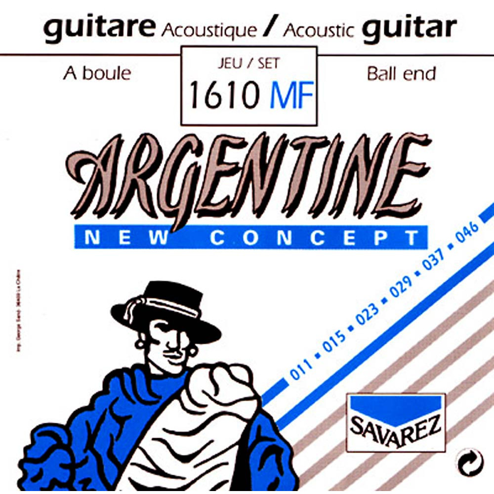 Argentine 1610MF Gypsy Jazz Guitar String Set