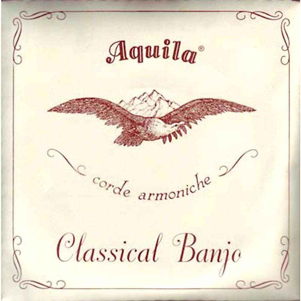 Aquila 1B 5 Str Nylgut Banjo Set. Medium