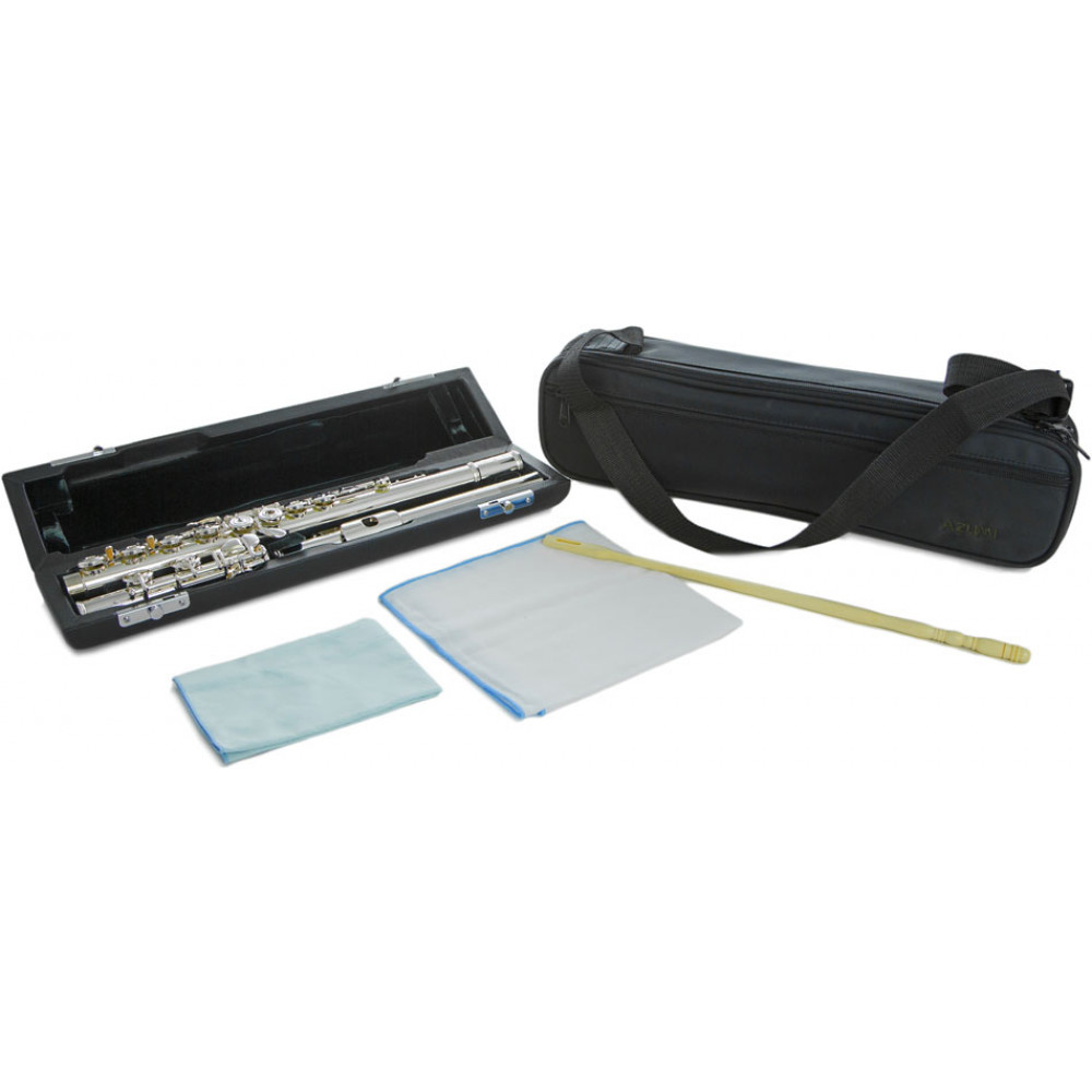 Azumi Silver Plated AZ-Z1E Flute