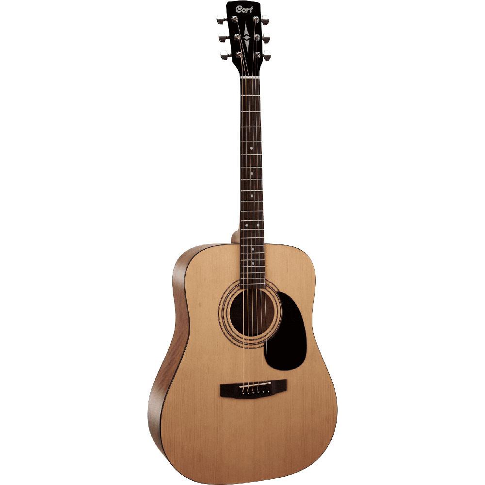 Cort AD810 Acoustic Guitar, Dreadnought