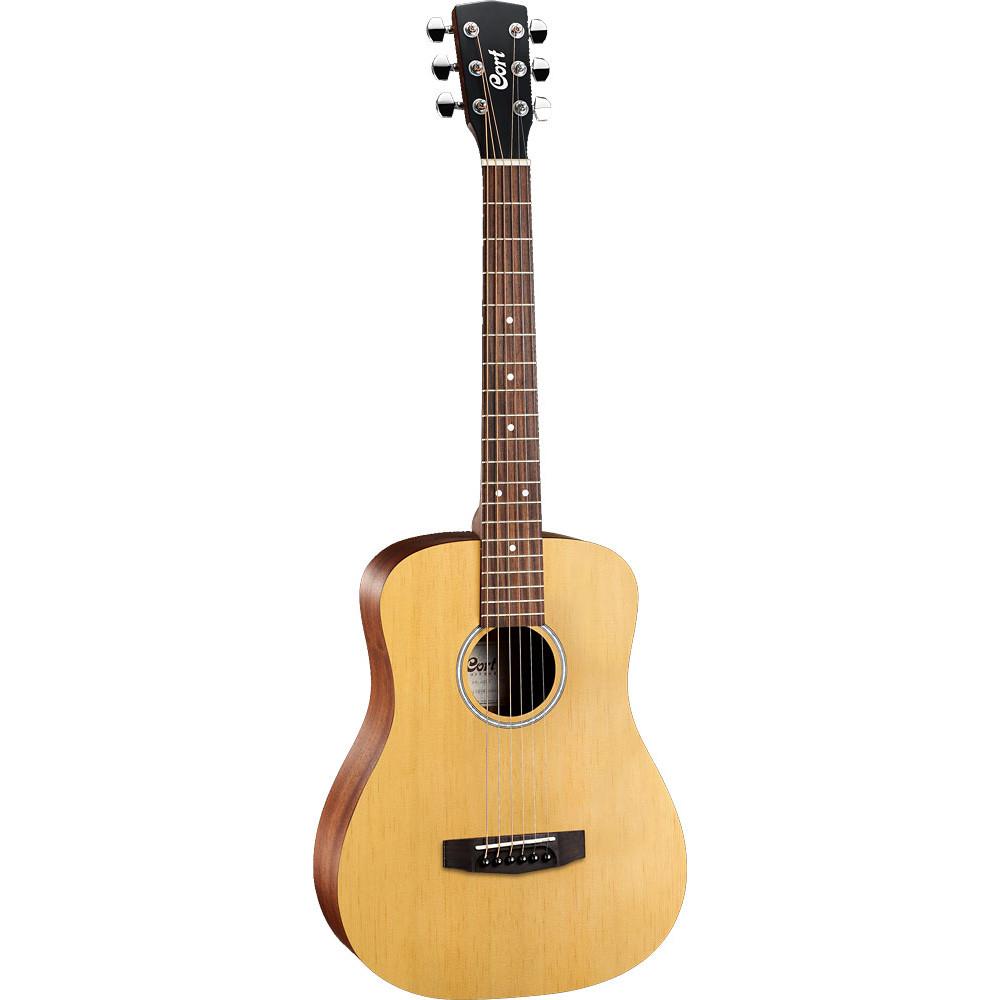 Cort AD Mini Acoustic Guitar, Mini Dread