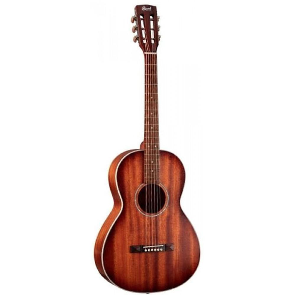 Cort AP550-M Parlour Guitar. Mahogany