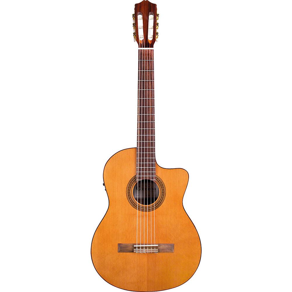Cordoba C5-CE-CED Electro Classic Guitar, Cedar