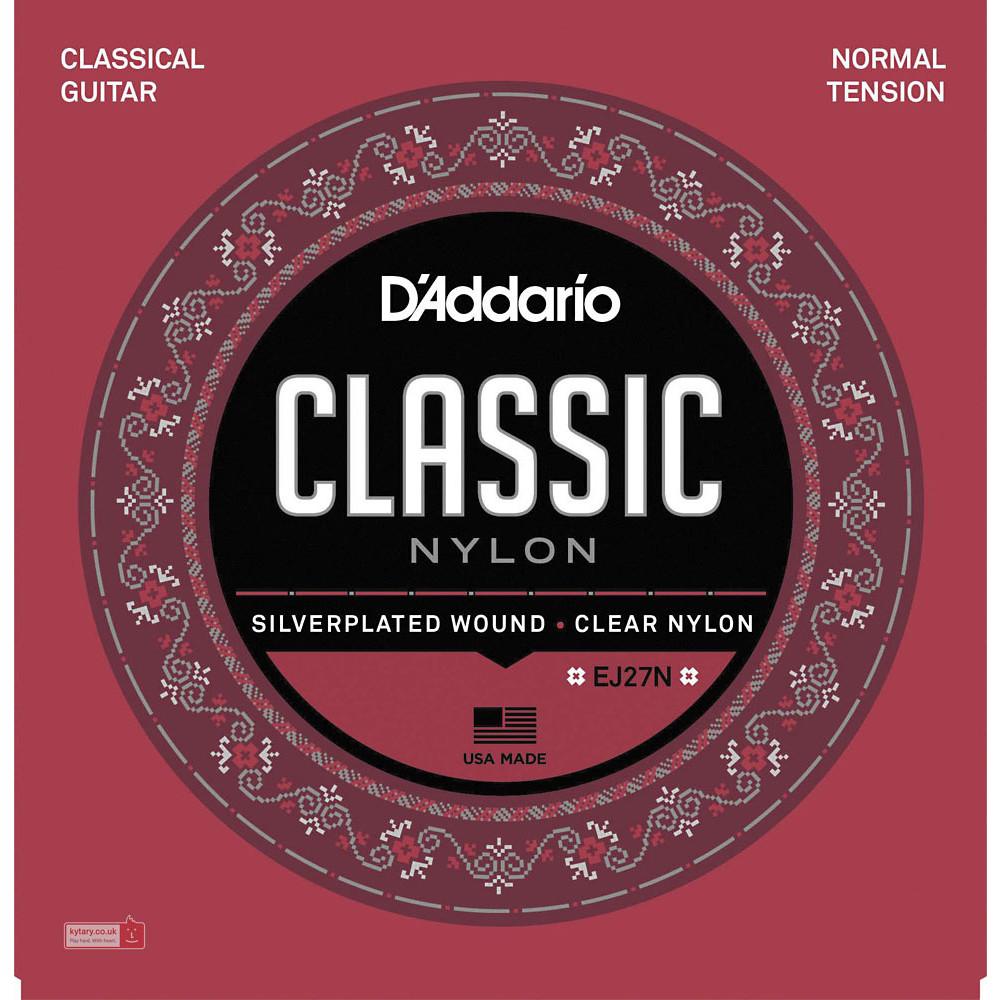 D'Addario EJ27N Classical Guitar Strings