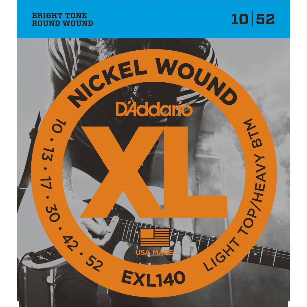 D'Addario EXL140 Electric Guitar Strings