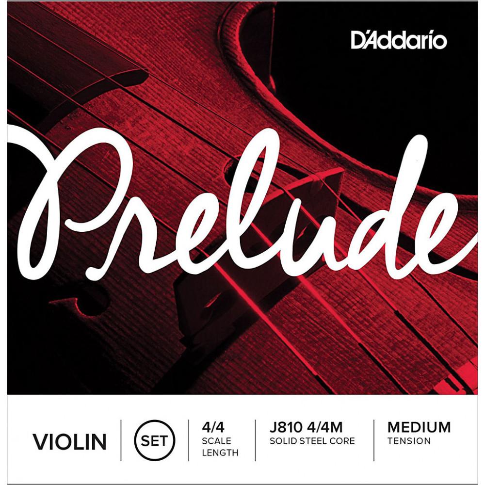 D'Addario Prelude 4/4 Violin String Set