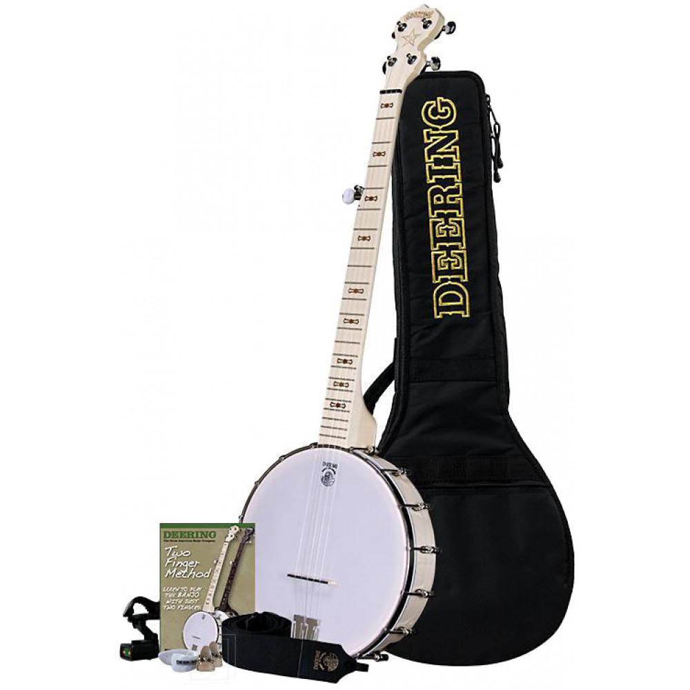 Deering Goodtime Banjo Pack