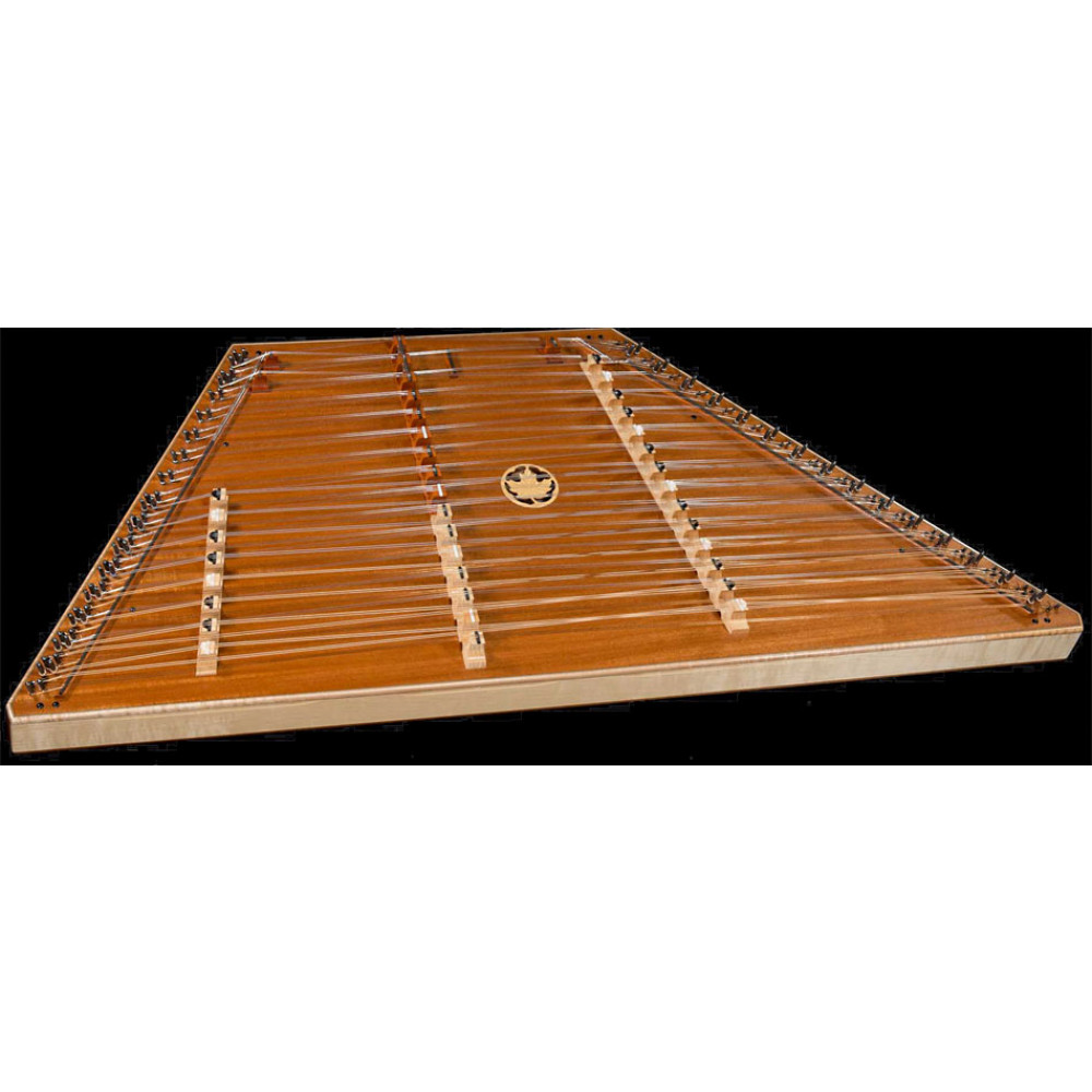 Dusty Strings D550 16/15 Hammered Dulcimer Pack