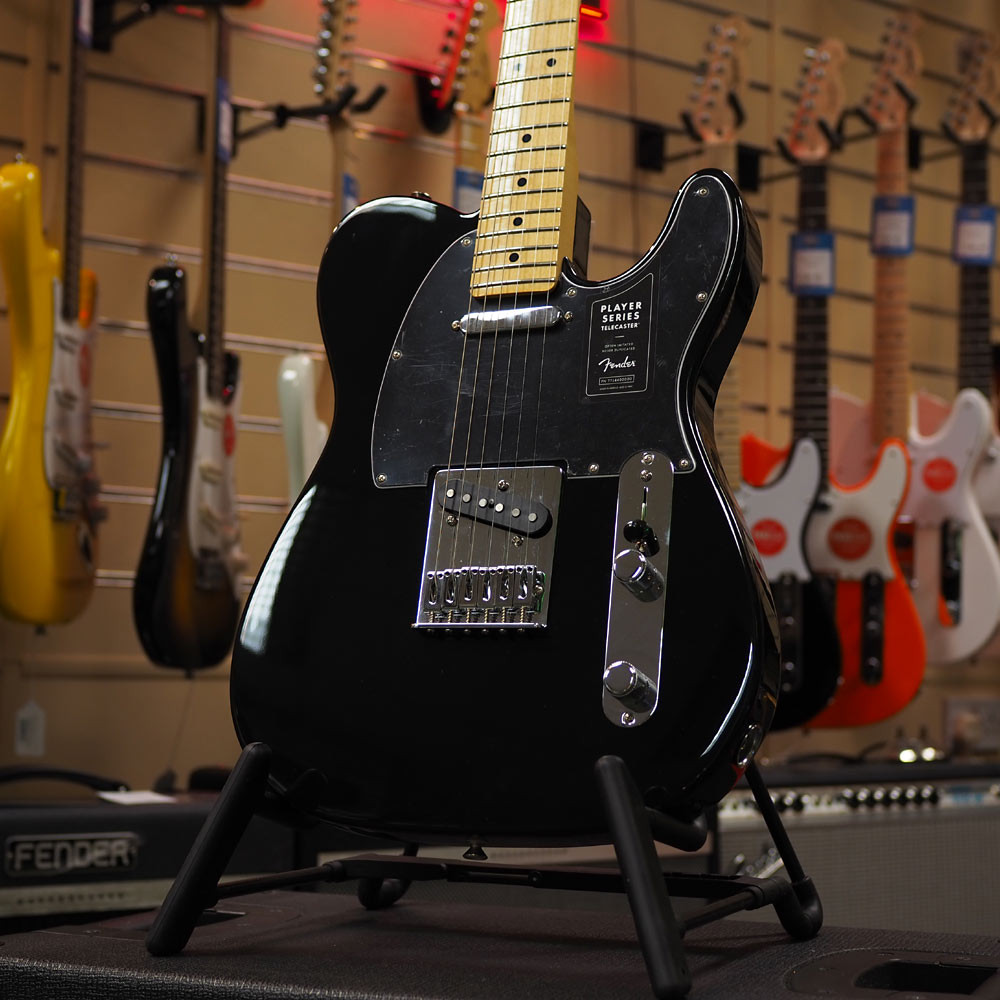Fender Player Series Telecaster, Black