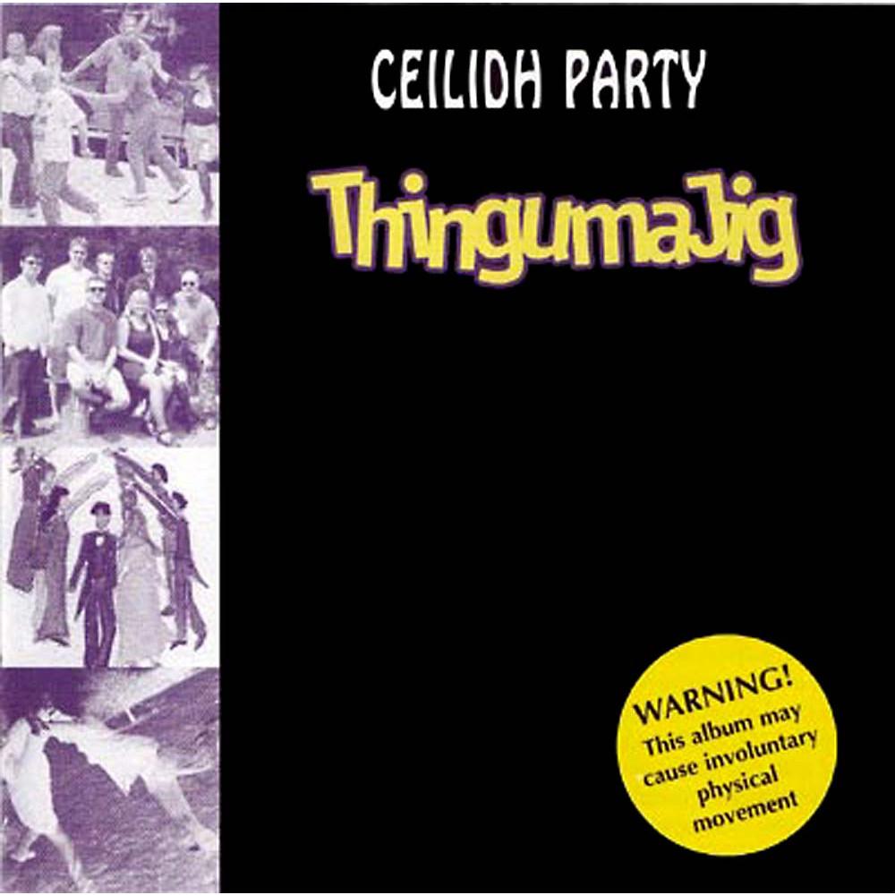 Ceilidh Party CD - ThingumaJig
