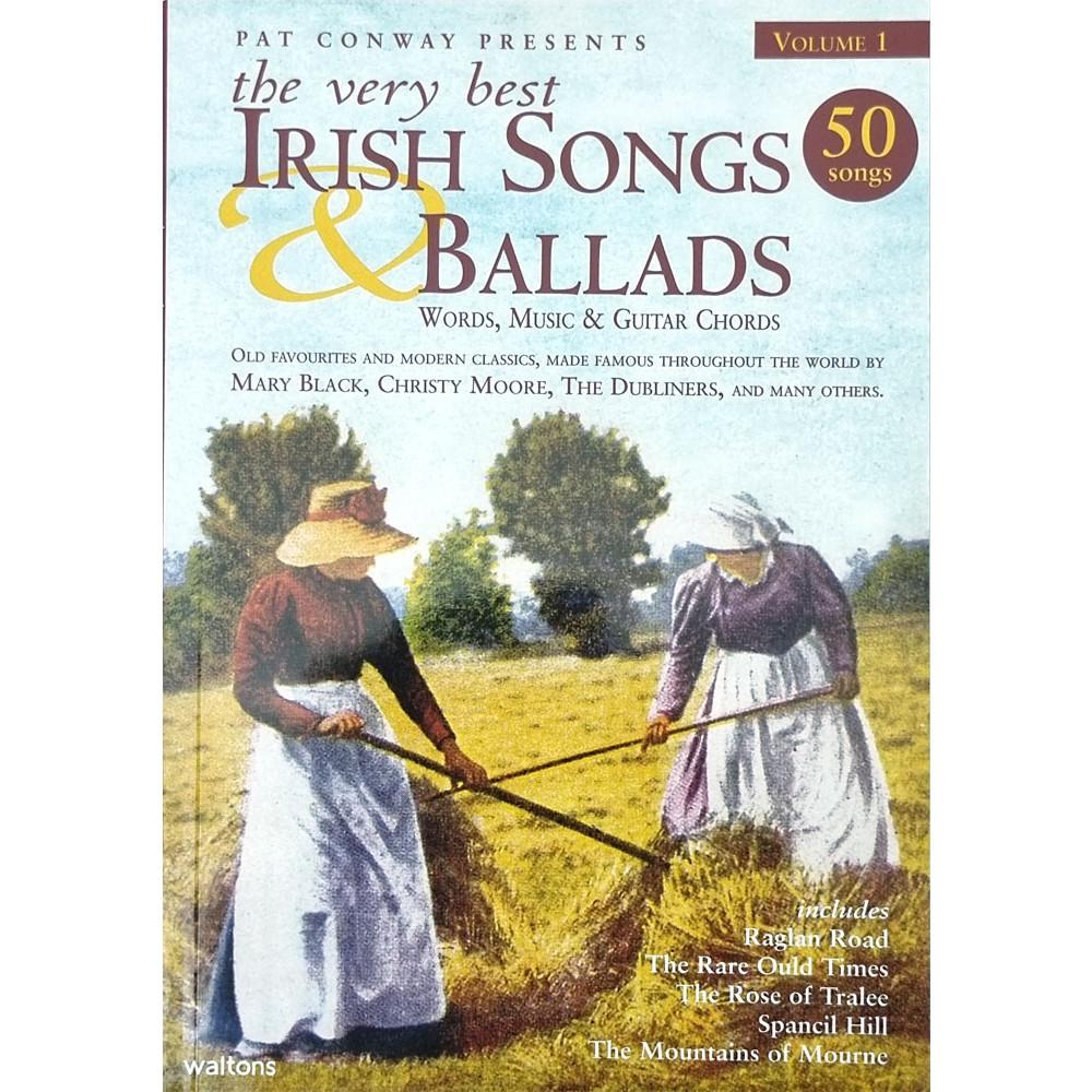 Vol1 The Very Best Irish Songs