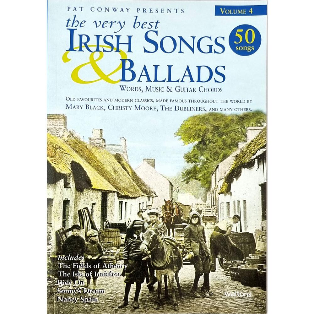Vol4 The Very Best Irish Songs