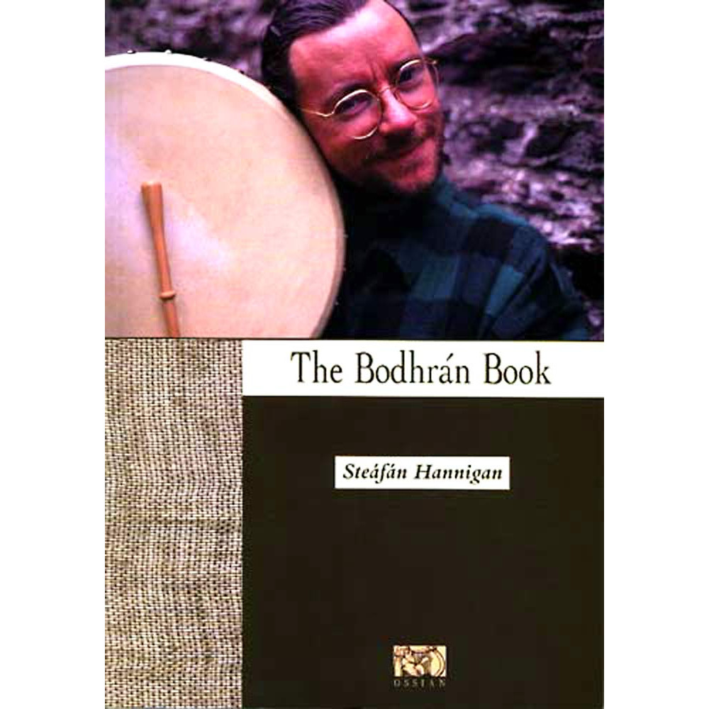 The Bodhran Book & CD Hannigan
