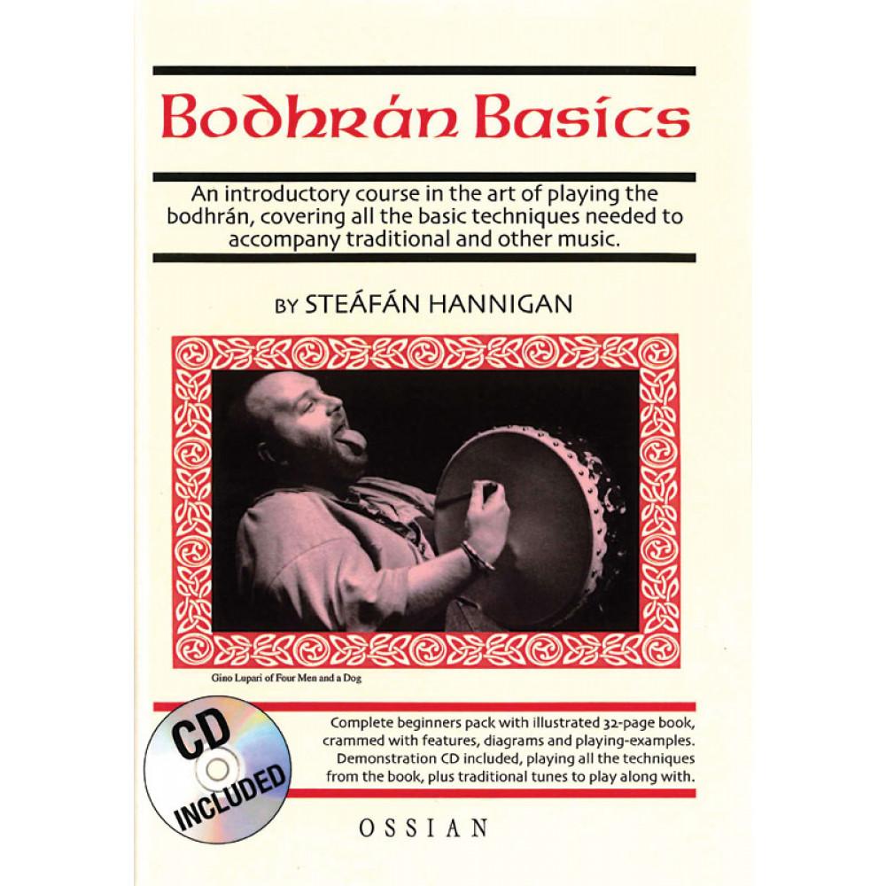 Bodhran Basics tutor book & CD
