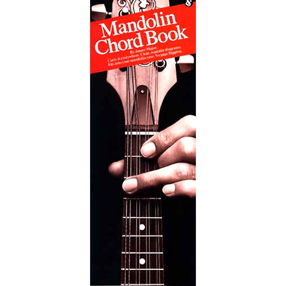 Mandolin Case Chord Book