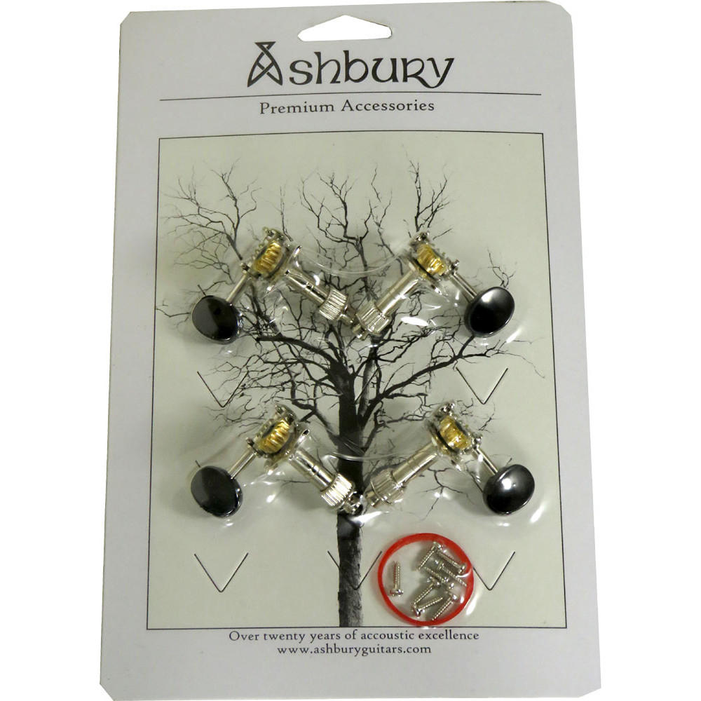 Ashbury AS-2012 Tenor Guitar Machine Heads, Set