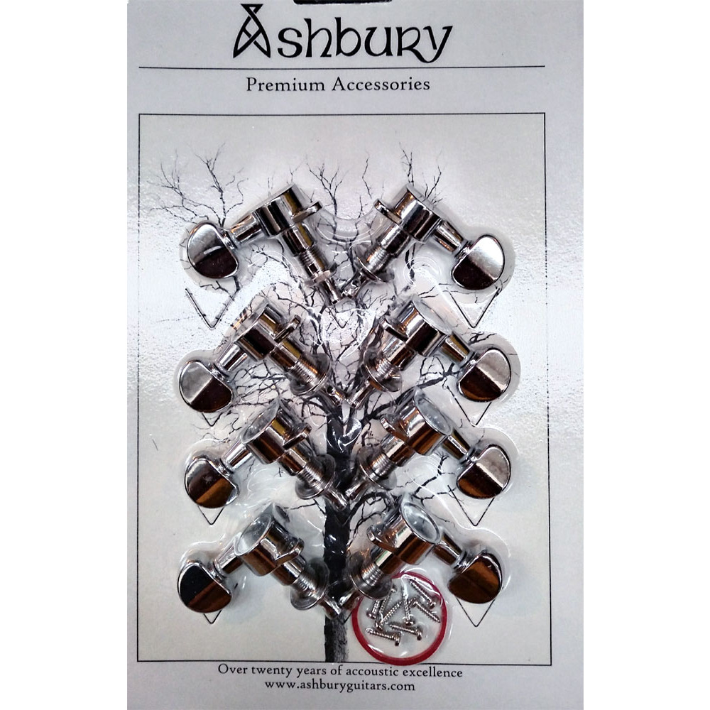 Ashbury AS-2014 Bouzouki Machine Heads, Set