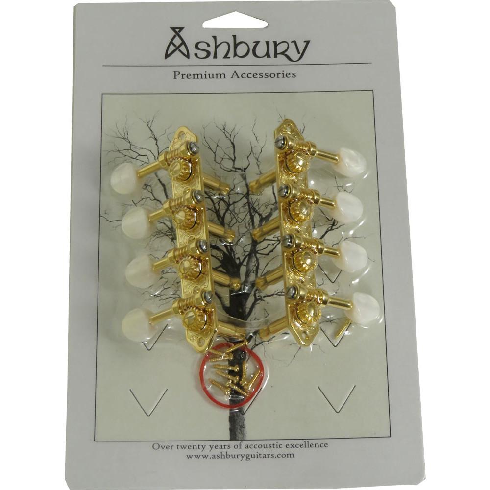 Ashbury AS-2032 A Style Machine Heads, Gold
