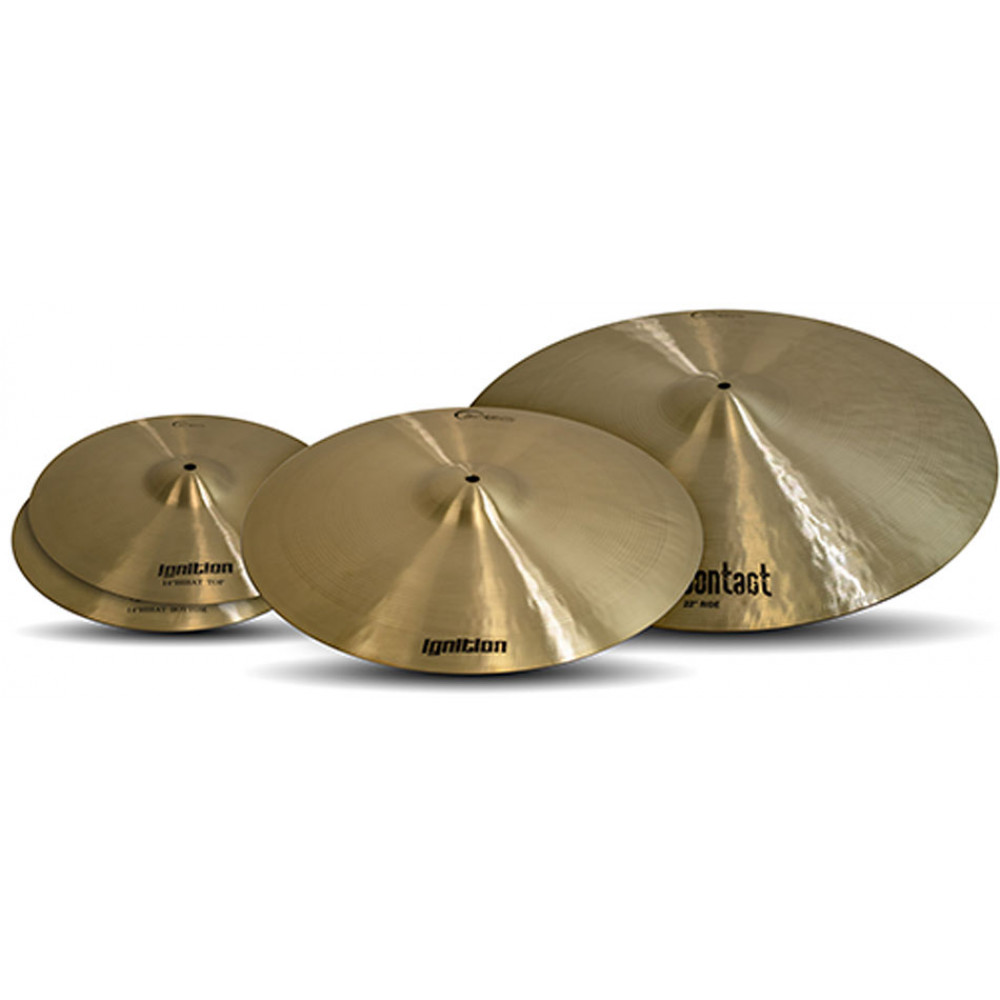Dream IGNCP4 Ignition 4 Piece Cymbal Pack