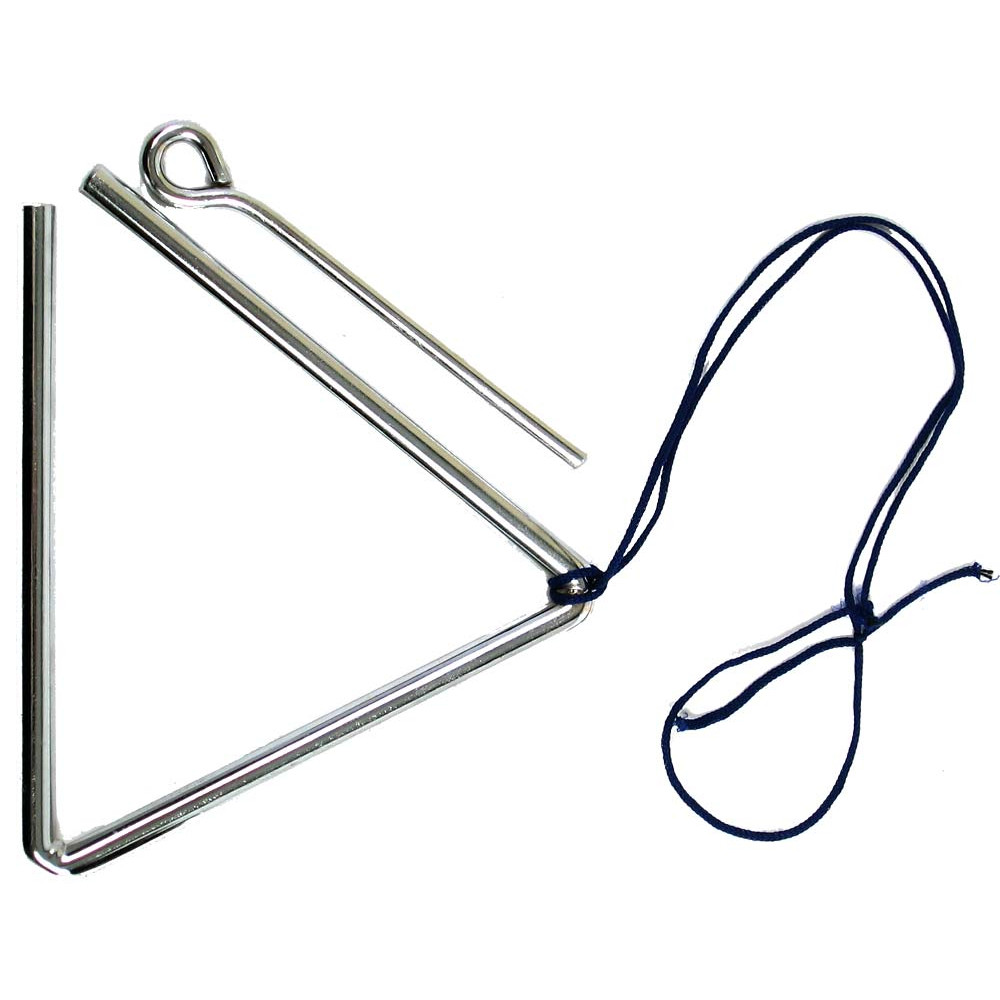 Atlas Metal Triangle, 6inch with beater