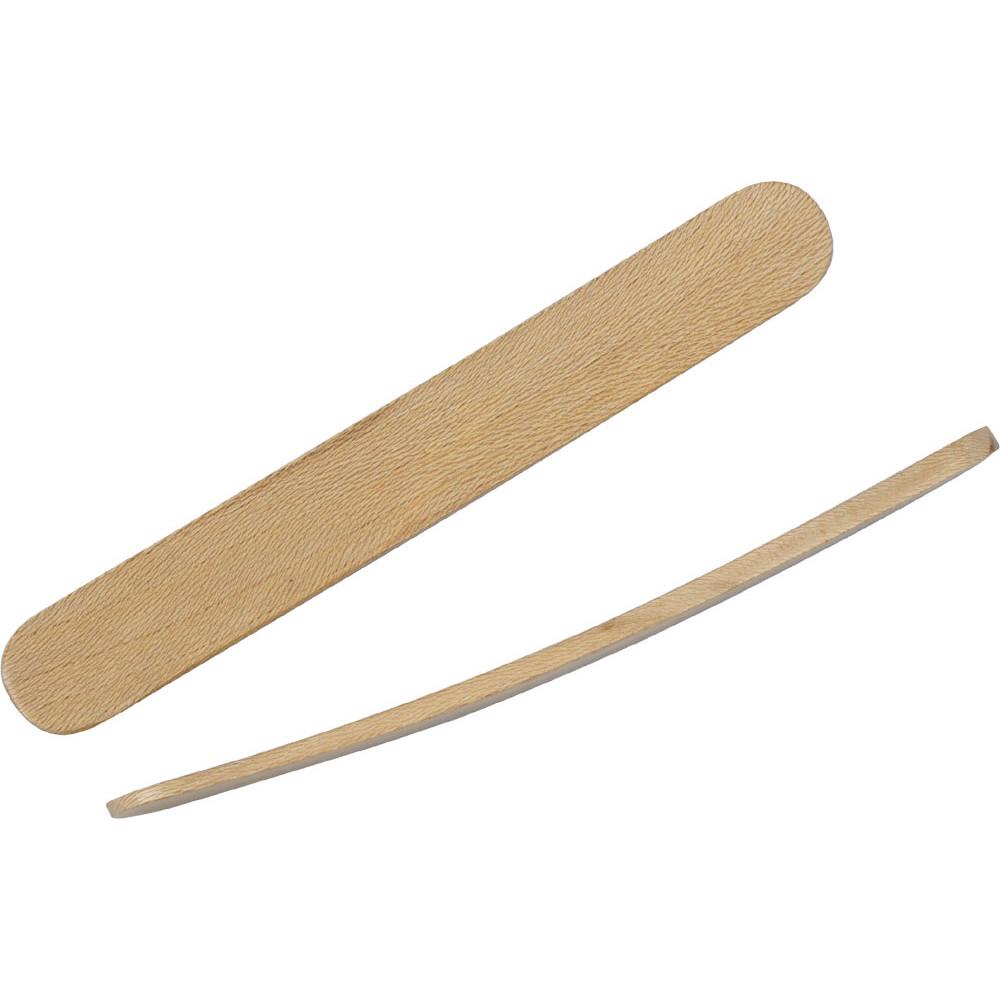 Glenluce AP-H200 Lacewood Wooden Bones, Pair