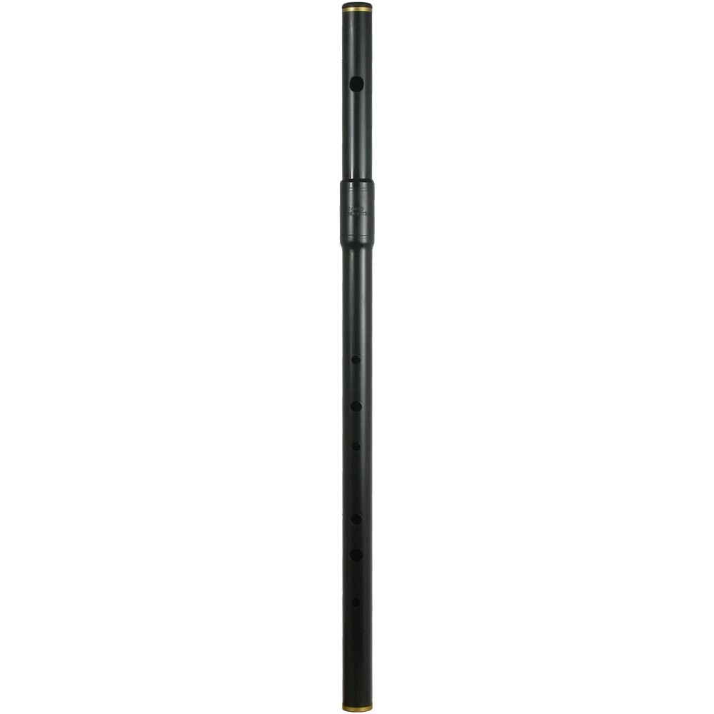 Tony Dixon Flute in D, Tuneable, Black