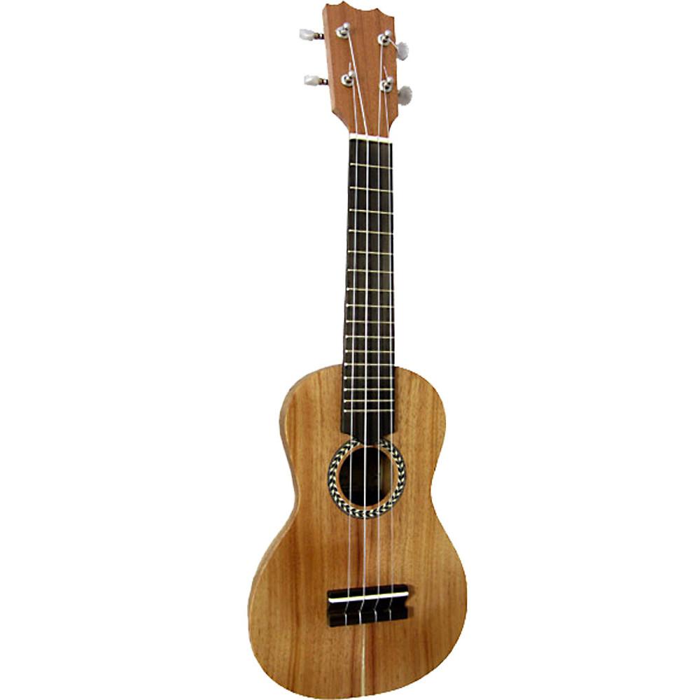 Carvalho Slim Concert Ukulele, Koa Wood