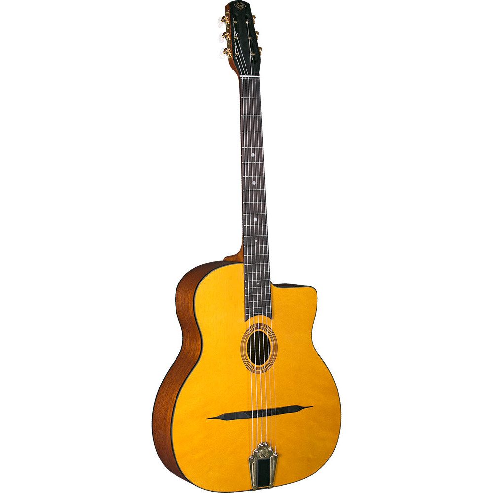 Cigano GJ-0 Gypsy Jazz Guitar, Oval Hole