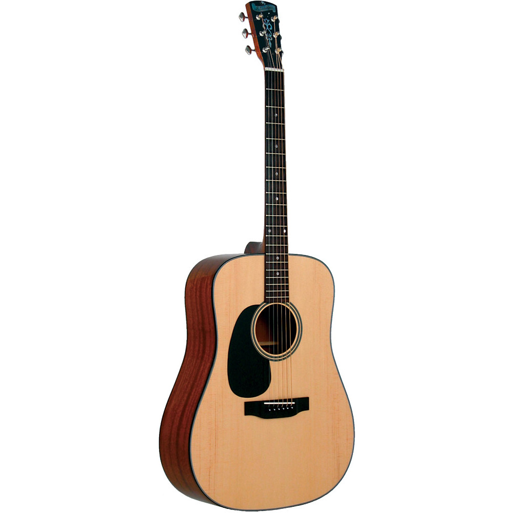 Blueridge BR-40-LH Dreadnought Guitar, Left Handed
