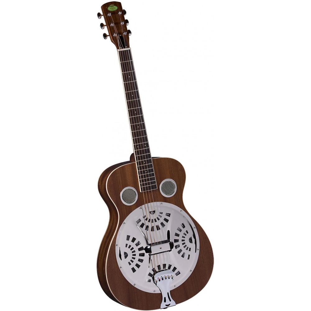 Regal RD-30 Resonator Guitar Mahogany