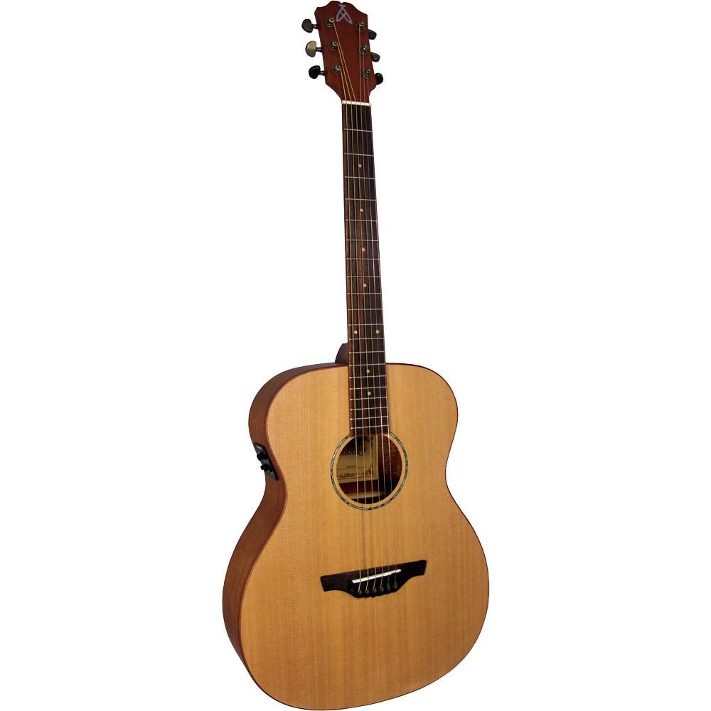 Ashbury AG-43E 000 Guitar, Electro Acoustic