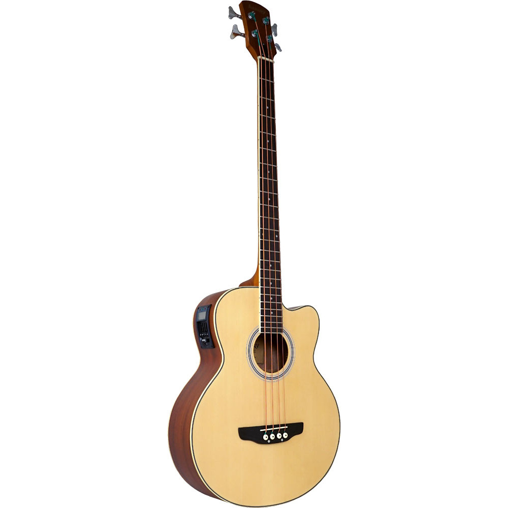 Ashbury AGB-42 Electro Acoustic Bass Guitar