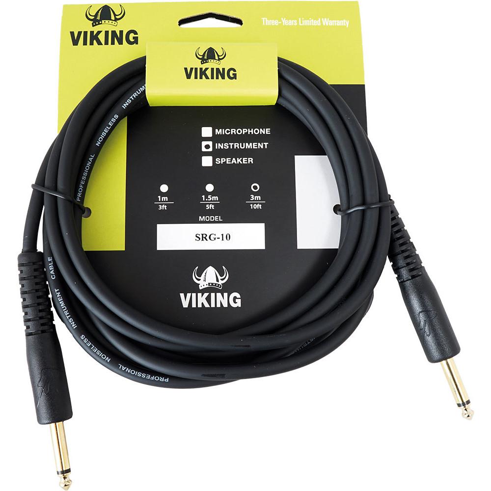 Leem 10ft (3m) Instrument Cable